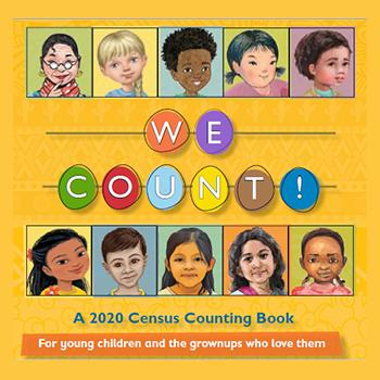 Link to We Count Census counting book